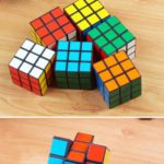 Rubik's Cube Celebrates Its 40th Birthday and Gift of the Year