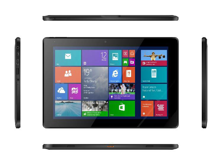 The Windows 8 Takes Aim on Tablets